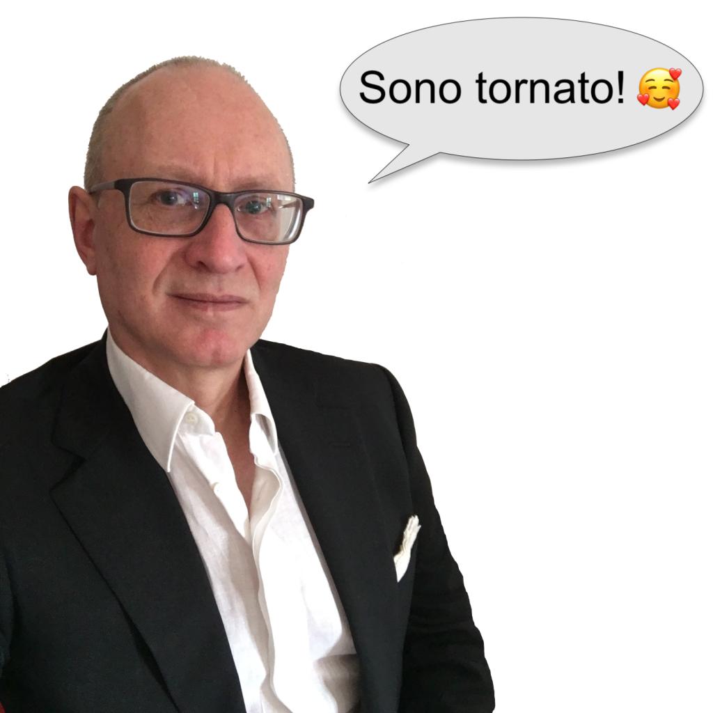 La brutta faccia di Francesco de Francesco, che poi sarei io! Executive Chef e Restaurant Coach di professione, viaggiatore scemo nella vita.